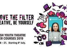 Summer Theatre Courses at Scottish Youth Theatre