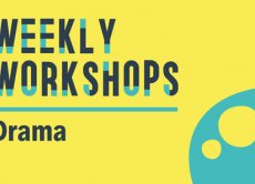 Weekly Drama Workshops Jan - Mar 2018