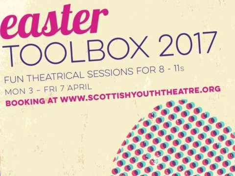 Easter 2017 Theatre Toolbox 8 - 11s