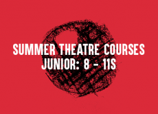 Summer Theatre Course 2018: Junior 1 (8-11s)