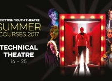 Summer 2017 Technical Theatre Course (16 - 25)