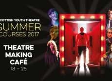 Summer 2017 Theatre Making Café: Audacious