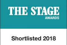 The Stage Awards Shortlist Badge