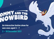 Tommy and the Snowbird
