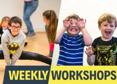 Weekly Workshops Sep - Nov 2019