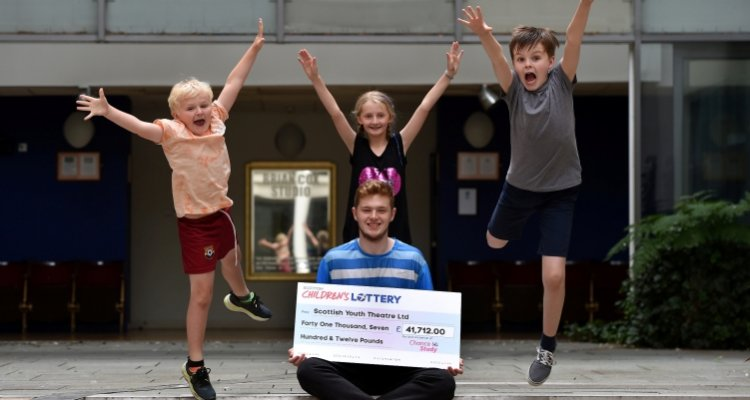 Scottish Children's Lottery_Scottish Youth Theatre 1
